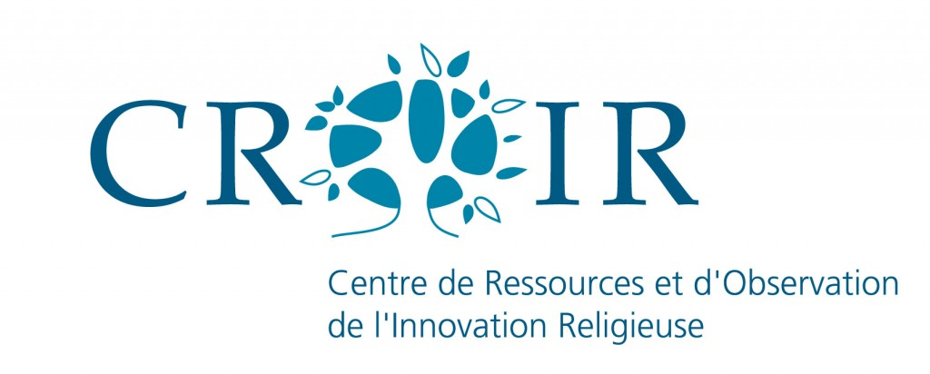 Logo - CROIR - Centre de ressource et d'observation de l'innovation religieuse de l'Université Laval