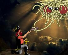 Église du Monstres en spaghettis volant