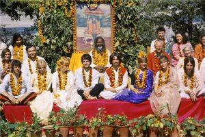 Beatles à Rishikesh